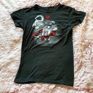 ✨ Wall-E T-shirt in Gray